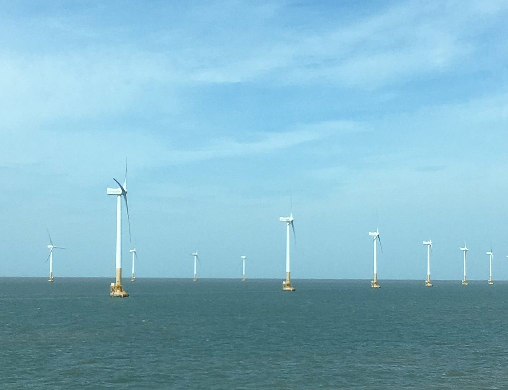 chine france co-entreprise eolien offshore - L'Energeek