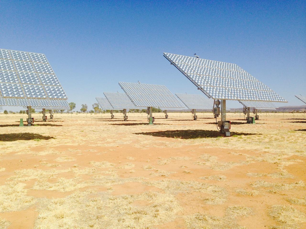 australie mega ferme photovoltaique alimenter singapour - L'Energeek