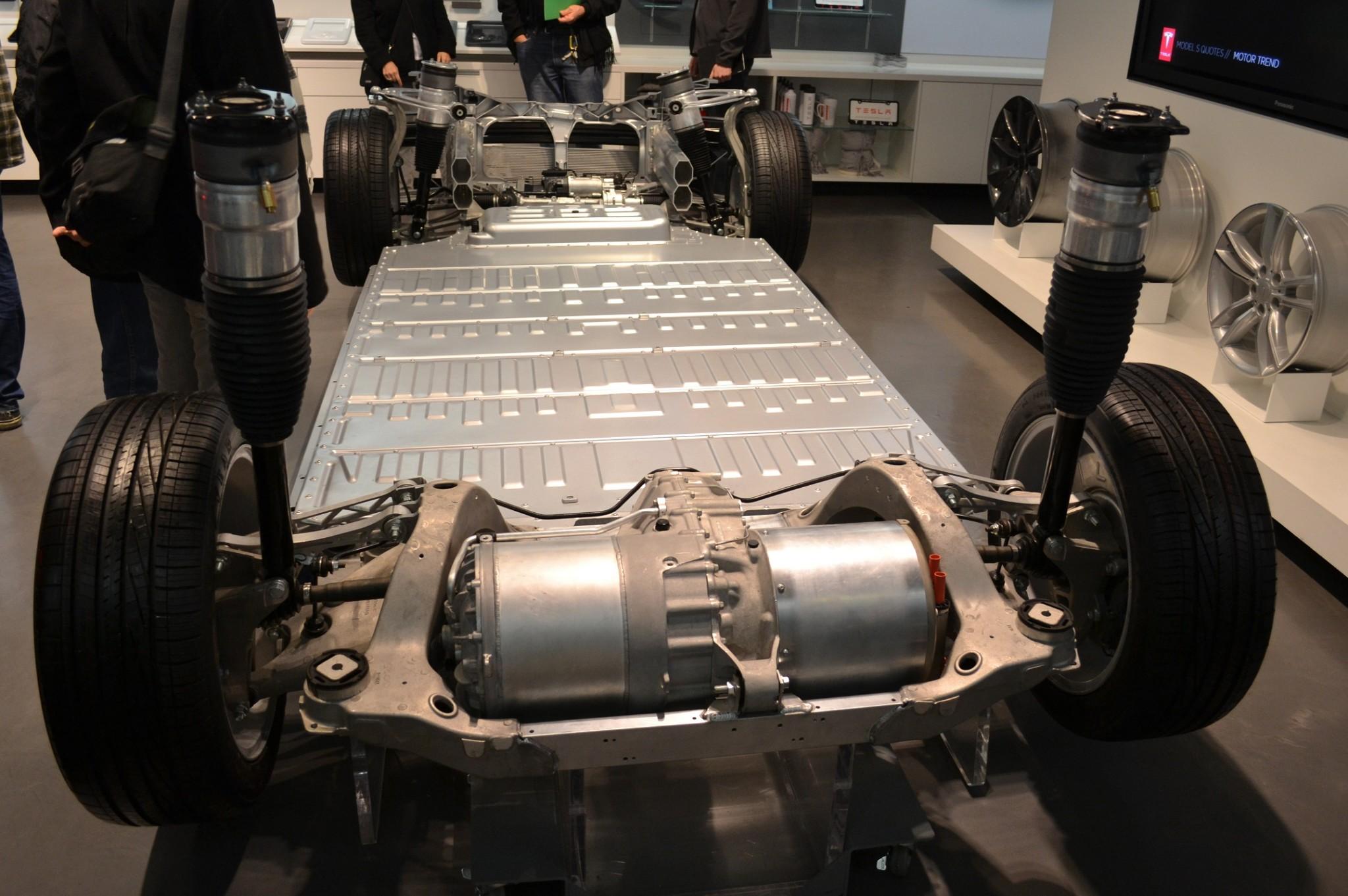 batteries lithium-ion ameliorations reseau electrique - L'Energeek