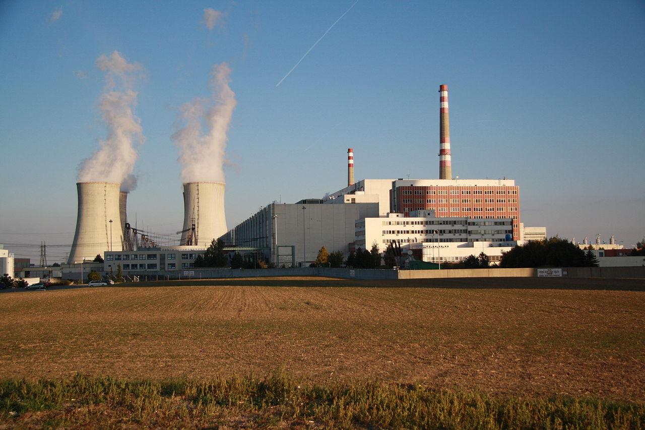 tchequie report appel offre centrale nucleaire dukovany - L'Energeek