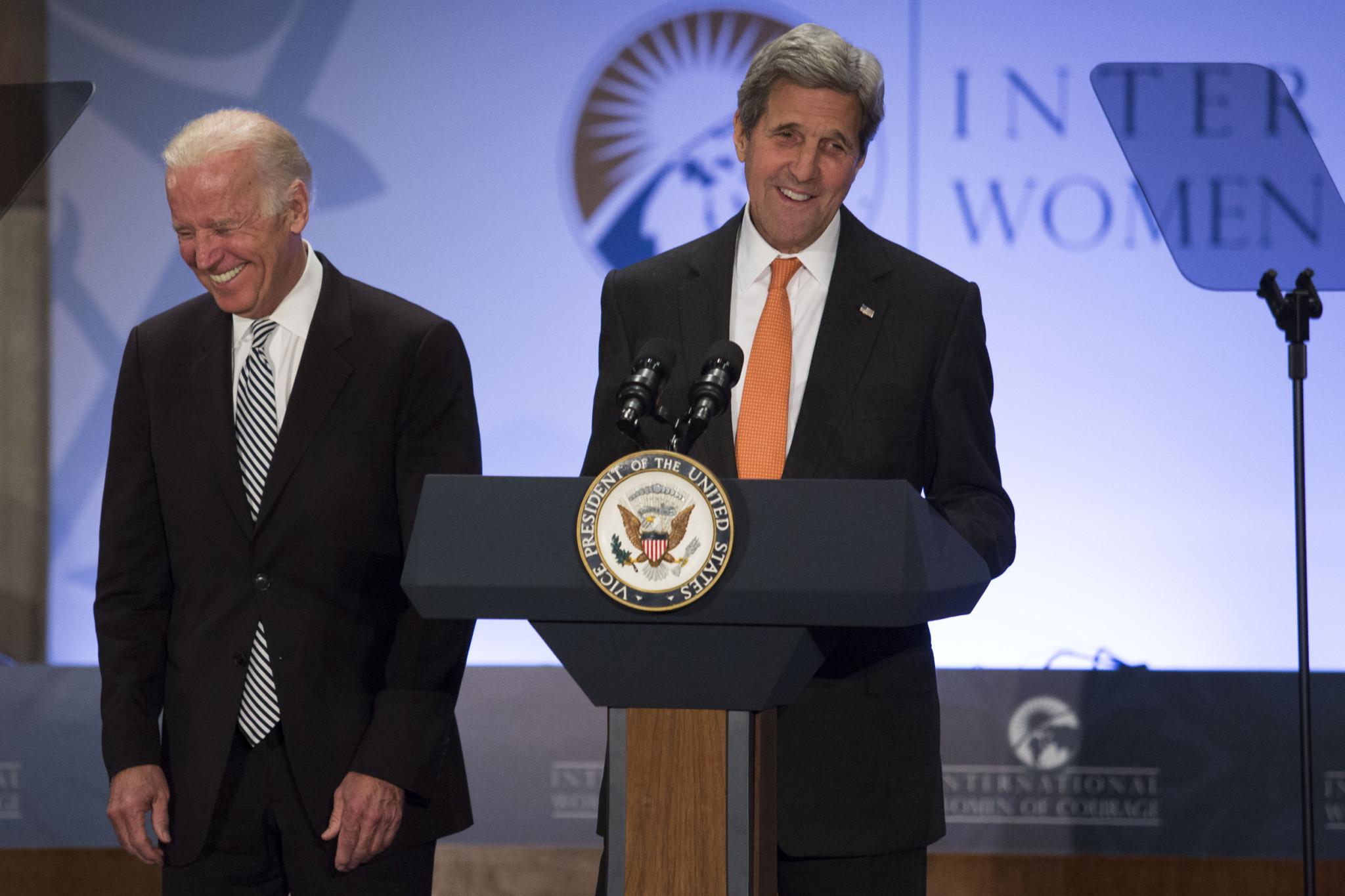 Les Etats-Unis réintègrent l'Accord de Paris