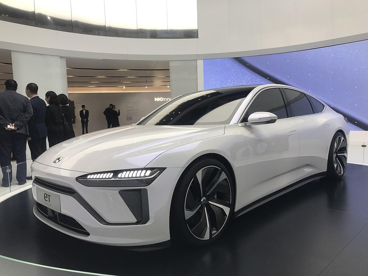premiere voiture electrique batterie solide chine 2022 - L'Energeek