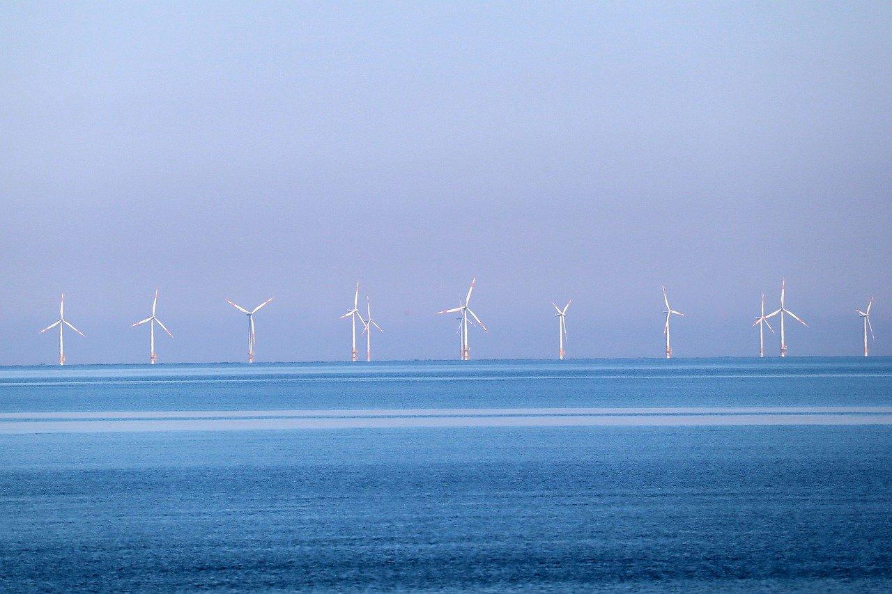 Enfin le début des travaux pour le parc éolien offshore de Courseulles-sur-Mer