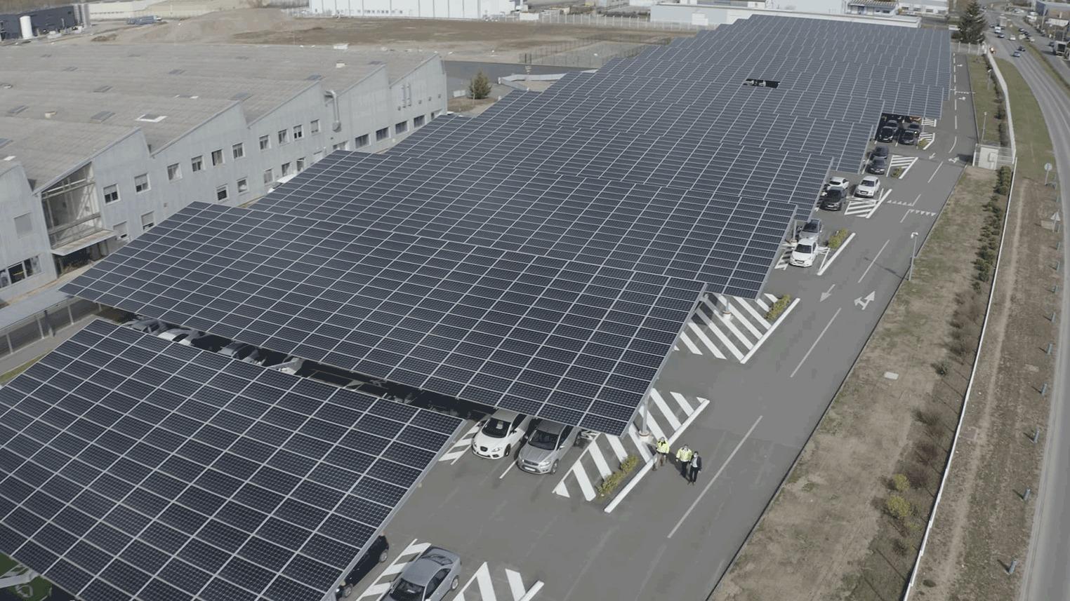 Total Quadran déploie l'énergie solaire chez L'Oréal