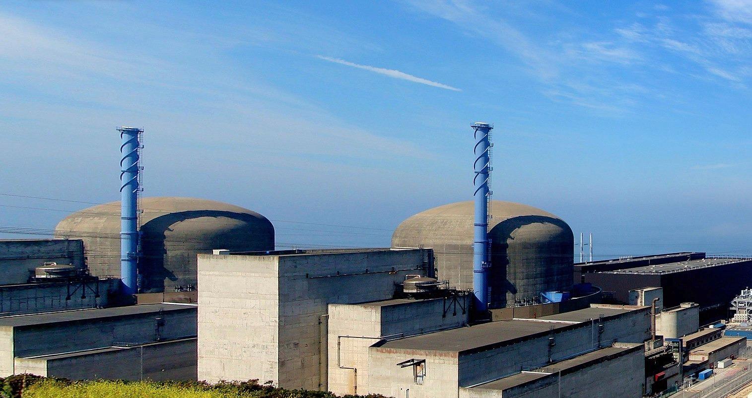 flamanville chantier epr phase finale - L'Energeek
