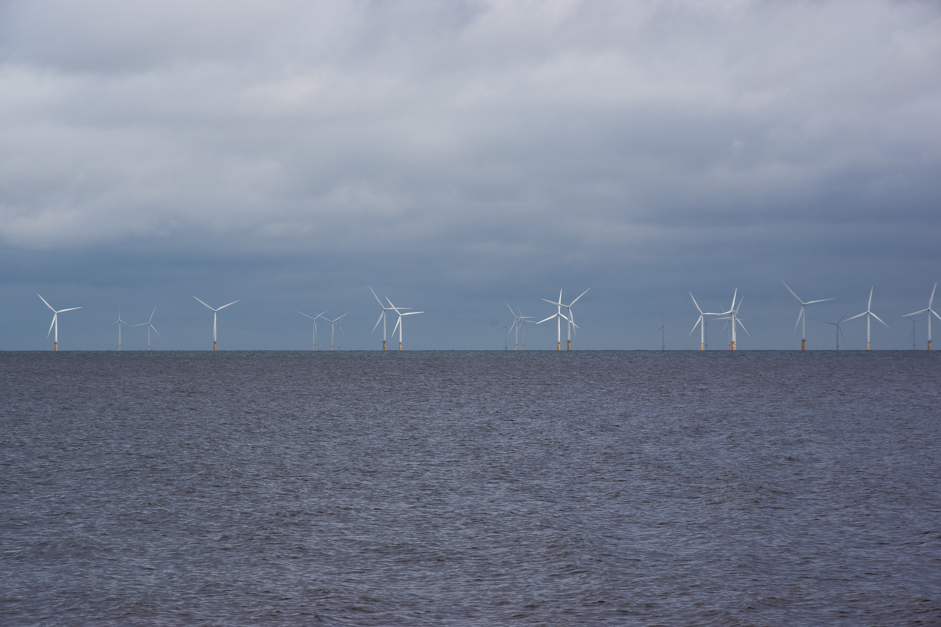 gouvernement valide parc eolien flottant belle-ile - L'Energeek