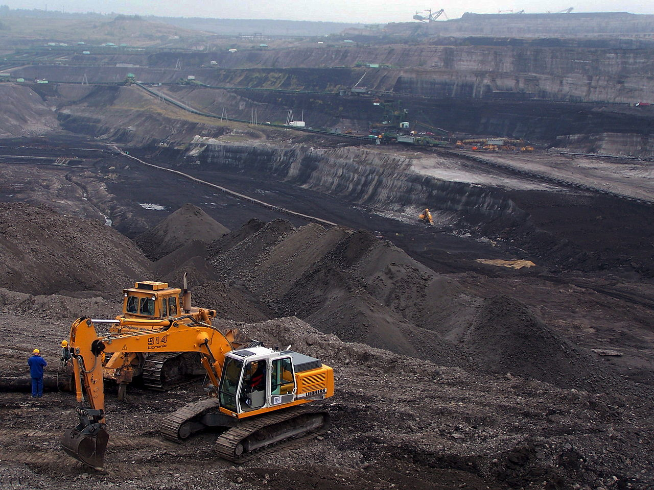 malgre decision justice europeenne pologne mine charbon - L'Energeek