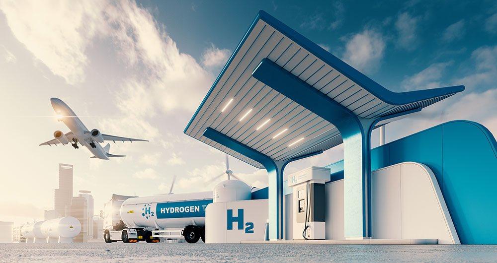 Airbus, Air Liquide et ADP : ensemble pour promouvoir l'hydrogène dans l'aviation