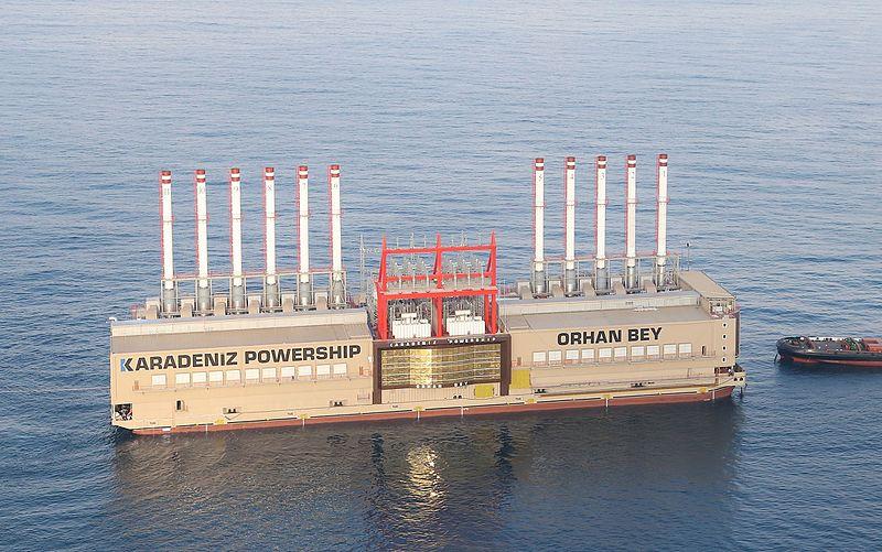 senegal usine flottante regazeification gnl - L'Energeek