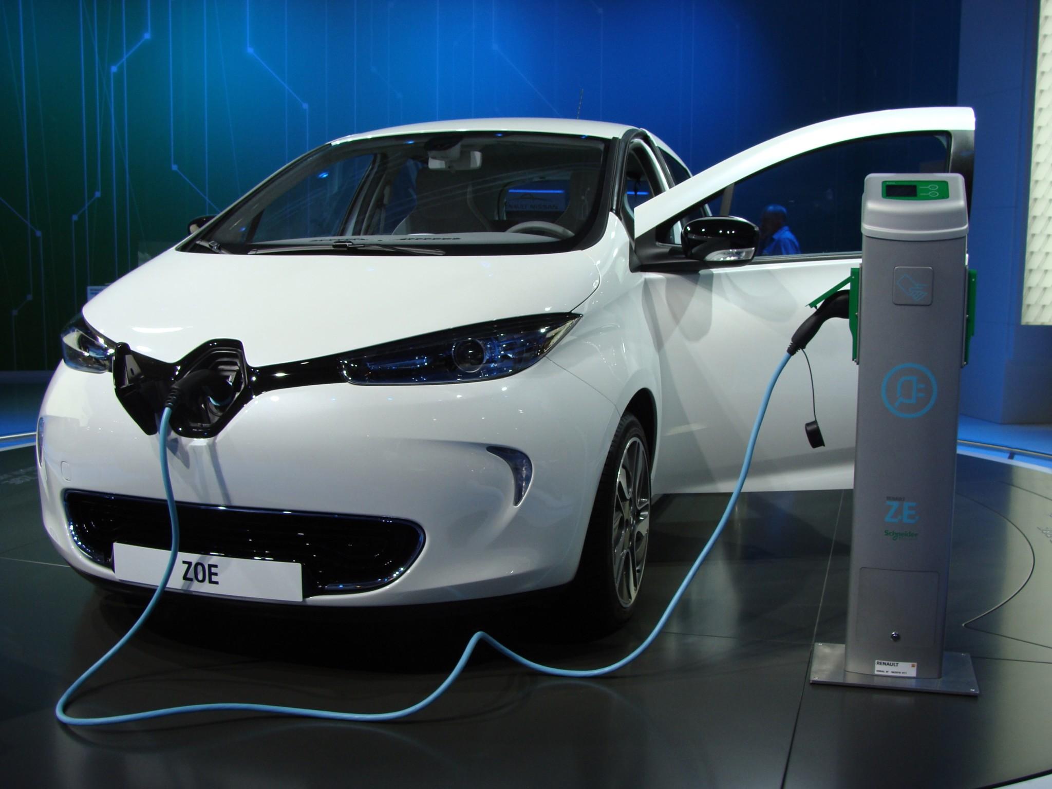 mobilite electrique renault strategie - L'Energeek