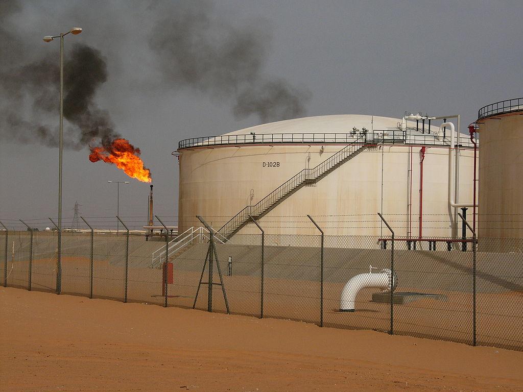 libye construire raffinerie petrole sud pays - L'Energeek